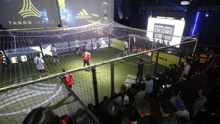 2123deb3549 Torneo de fútbol Adidas Tango League lleva a los ganadores a la Copa América