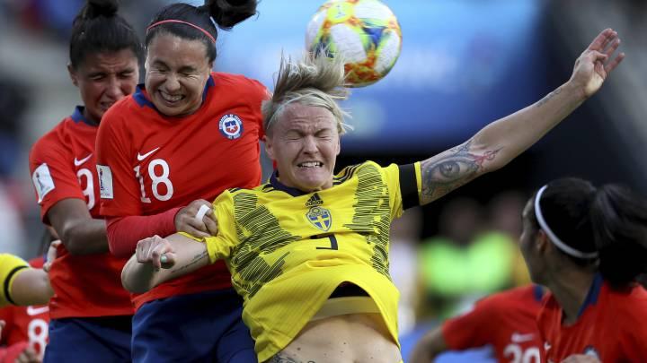 Sigue el Chile-Suecia en vivo y online, partido por el grupo F de la Copa del Mundo de Francia 2019, que se disputará hoy martes 11 de junio.