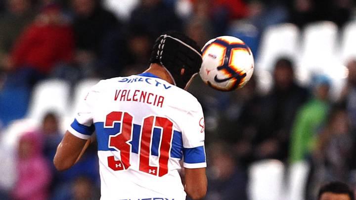 Diego Valencia recordó el lamentable episodio que ocurrió el 28 de junio en San Carlos de Apoquindo, cuando un fierro lo impactó en la cabeza.