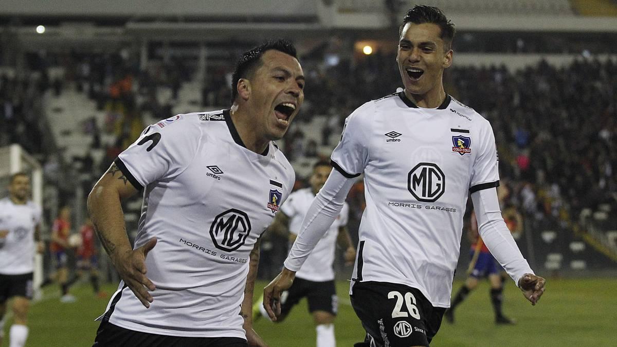 Colo Colo 1 U Espanola 0 Goles Resumen Y Resultados As Chile