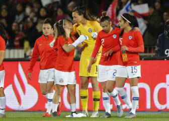 Chile vs Costa Rica en vivo: amistoso internacional femenino