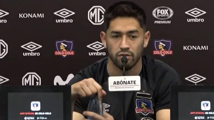 La confianza de Agustín Ortiz, el defensa que aún no debuta en ...