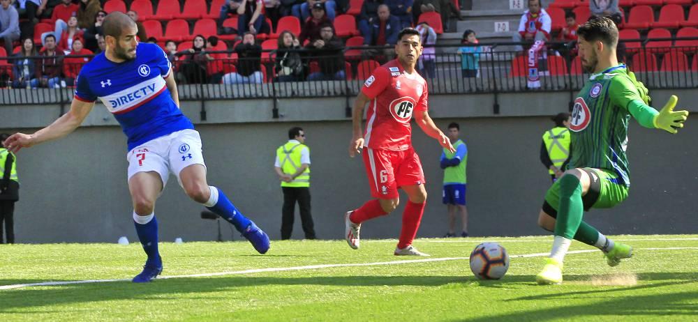 U. La Calera - U. Católica en vivo: Copa Chile en directo