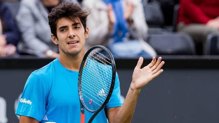 El descenso que sufrió Cristian Garin en el ranking ATP - AS Chile