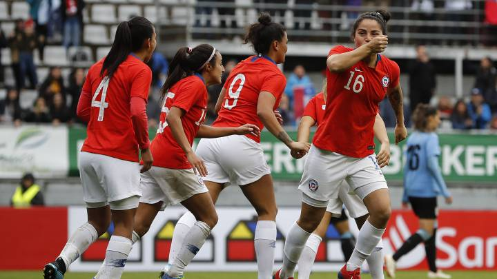 El hito que logró la Roja femenina en duelo con Australia - AS Chile