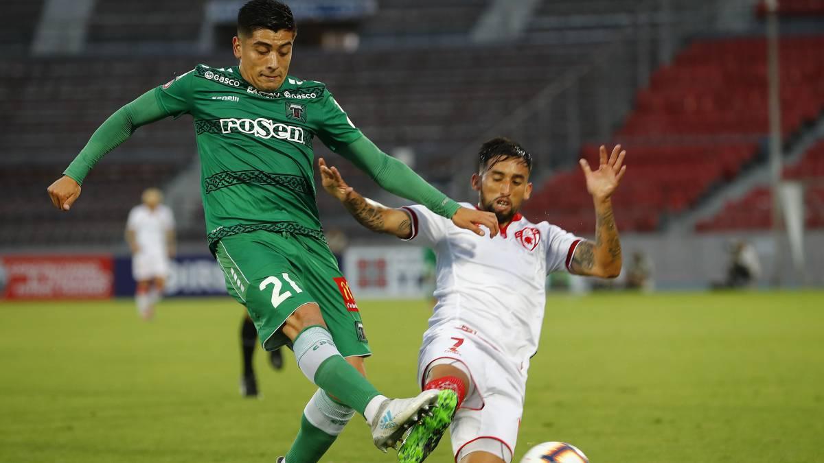 Temuco 3 - Copiapó 2 : goles, resultado y resumen - AS Chile