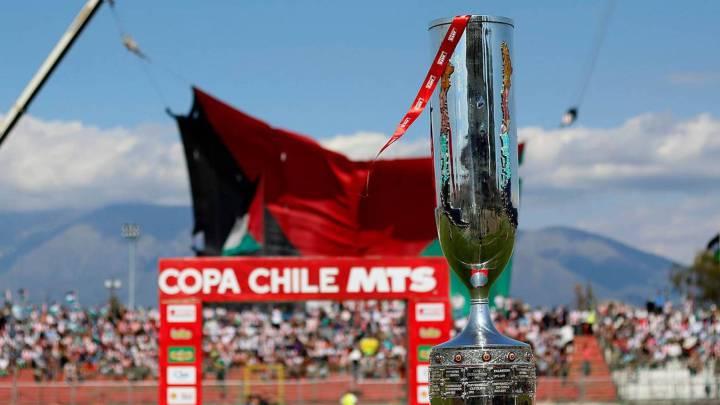 Así quedó el palmarés de los campeones de Copa Chile - AS Chile