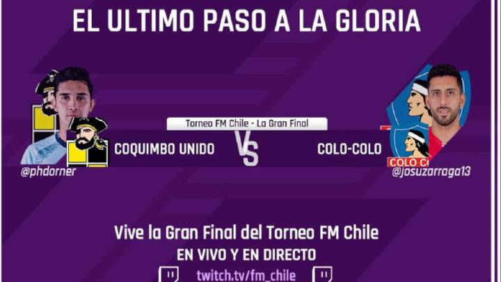 Sigue la final del Torneo Nacional de Football Manager
