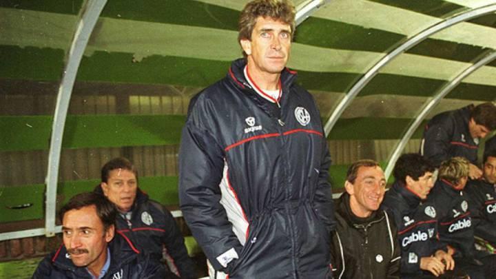 Pellegrini recordó su título con San Lorenzo y la charla al ...