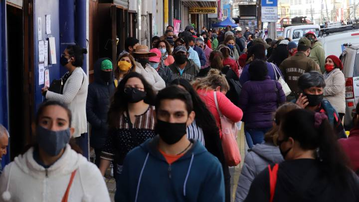 Extienden Estado de Catástrofe en Chile ante grave situación por la pandemia