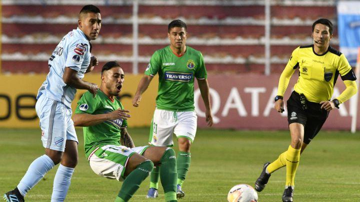 Bolívar 3, Audax Italiano 0, Copa Sudamericana: goles, resultado y resumen  - AS Chile