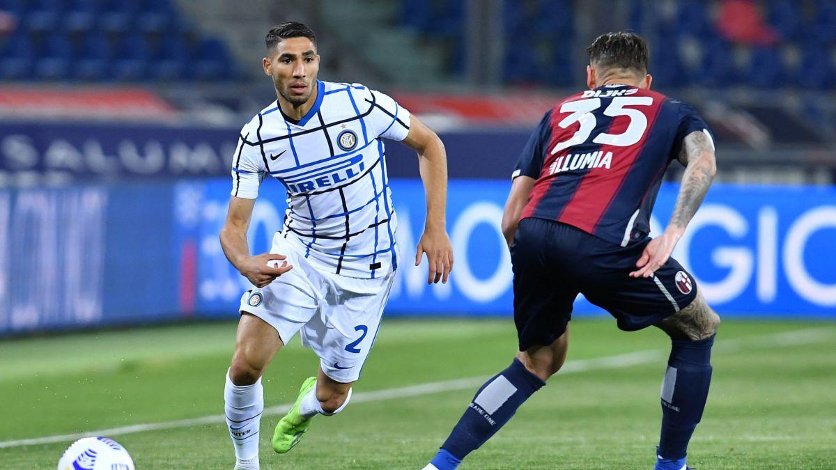 El Inter gana en Bolonia (0-1) y amplía su ventaja al frente de la Serie A