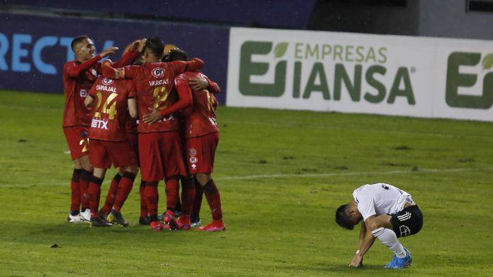 Ñublense 5, Colo Colo 1, Campeonato Chileno: goles, resultado y resumen -  AS Chile