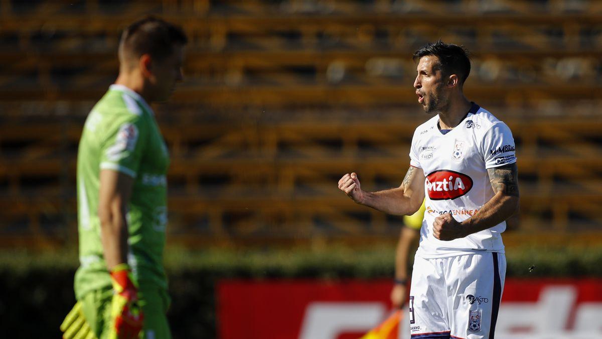 Melipilla igualó contra Antofagasta y no pudo llegar a la punta - AS Chile