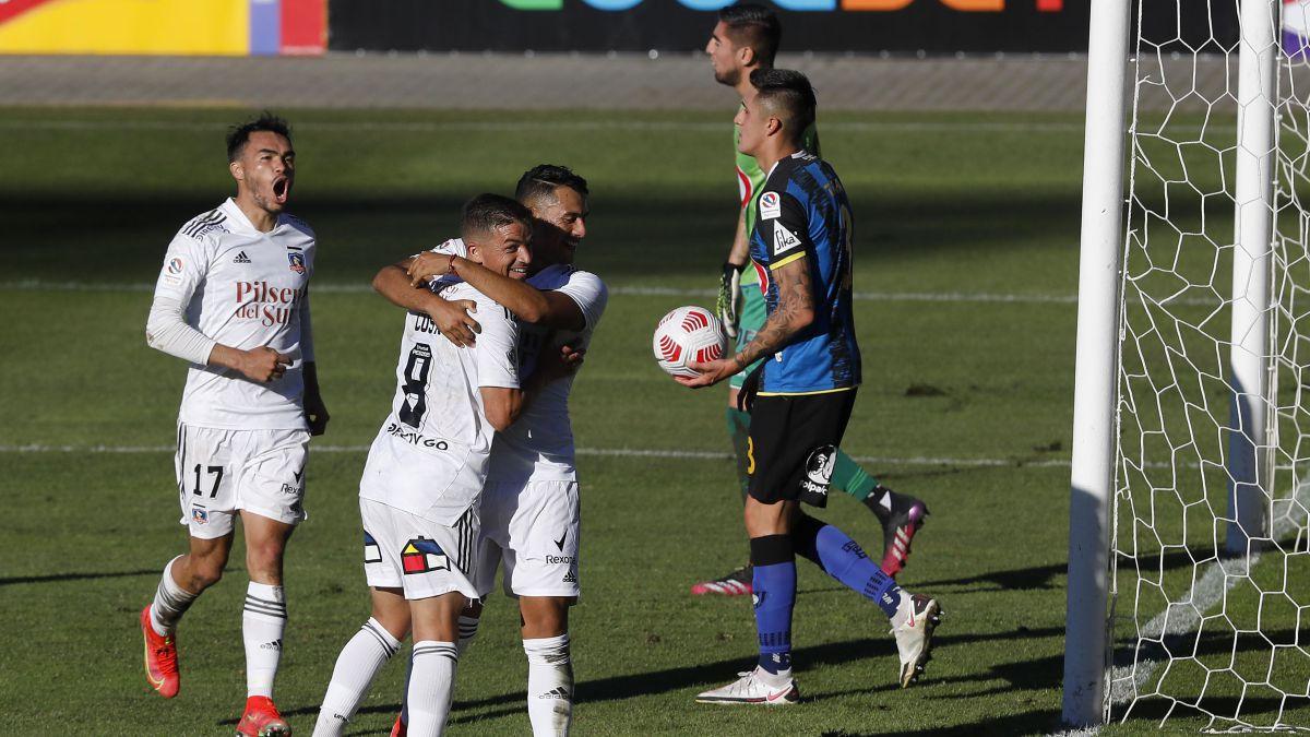 Colo Colo supera a Huachipato en el CAP y es uno de los líderes - AS Chile
