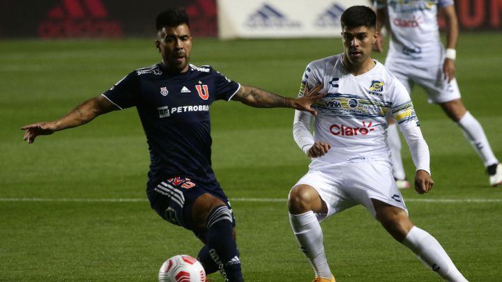 U. de Chile - Everton, en vivo: Torneo Nacional en directo - AS Chile