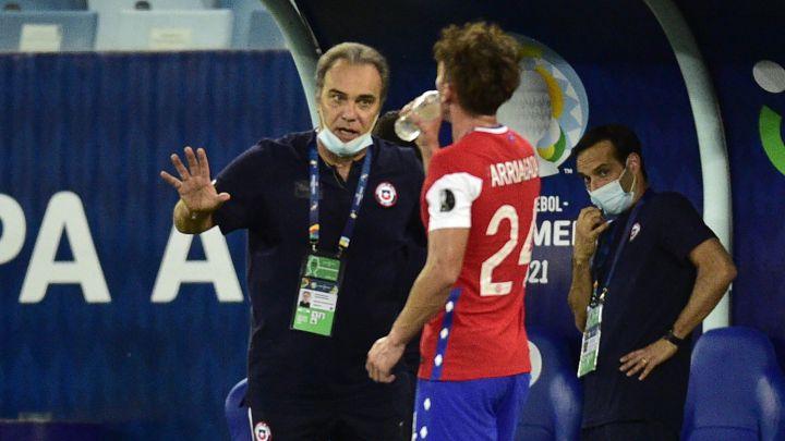 Luciano Arriagada, el segundo más joven en debutar por la Roja - AS Chile