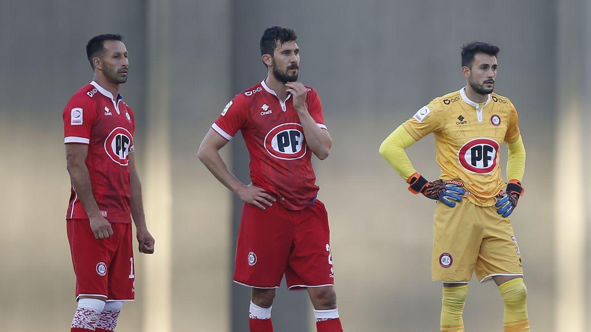 Santiago García | Unión La Calera perderá a una figura: se irá a jugar a Europa - AS Chile