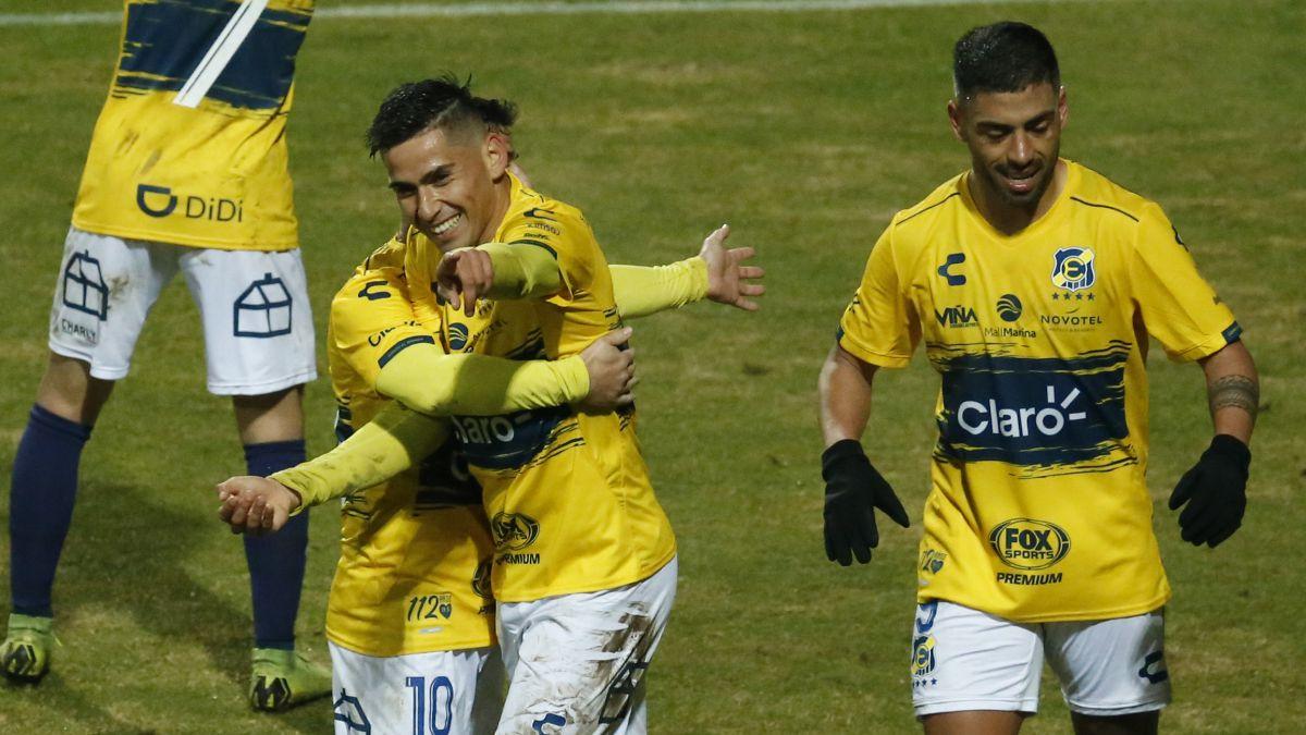Everton saca ventaja ante Ñublense en la Copa Chile - AS Chile