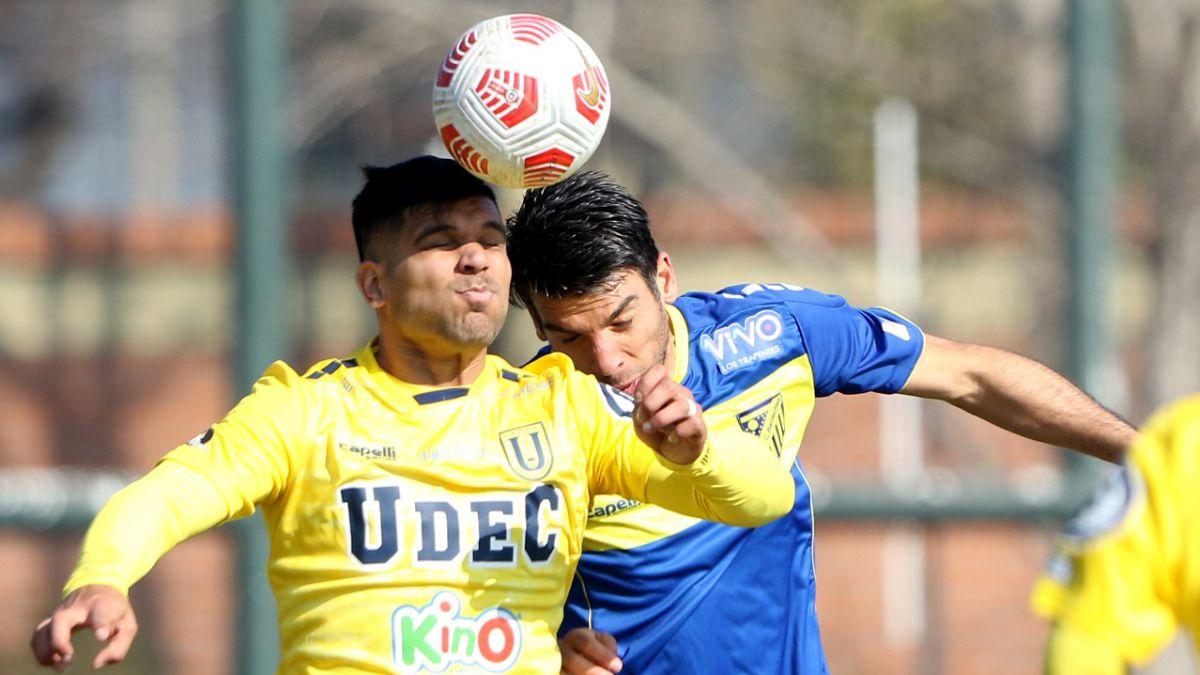 El Campanil metió presión y hundió al Barnechea de Pizarro - AS Chile