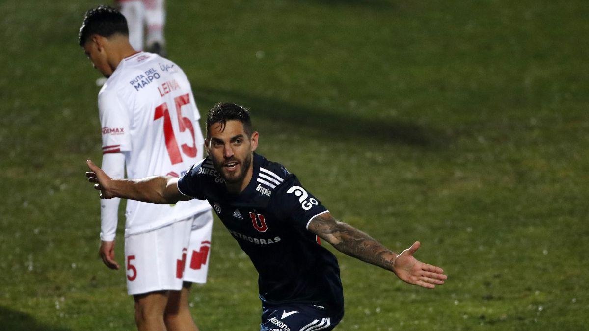 La U vuelve a ganar con lo justo - AS Chile