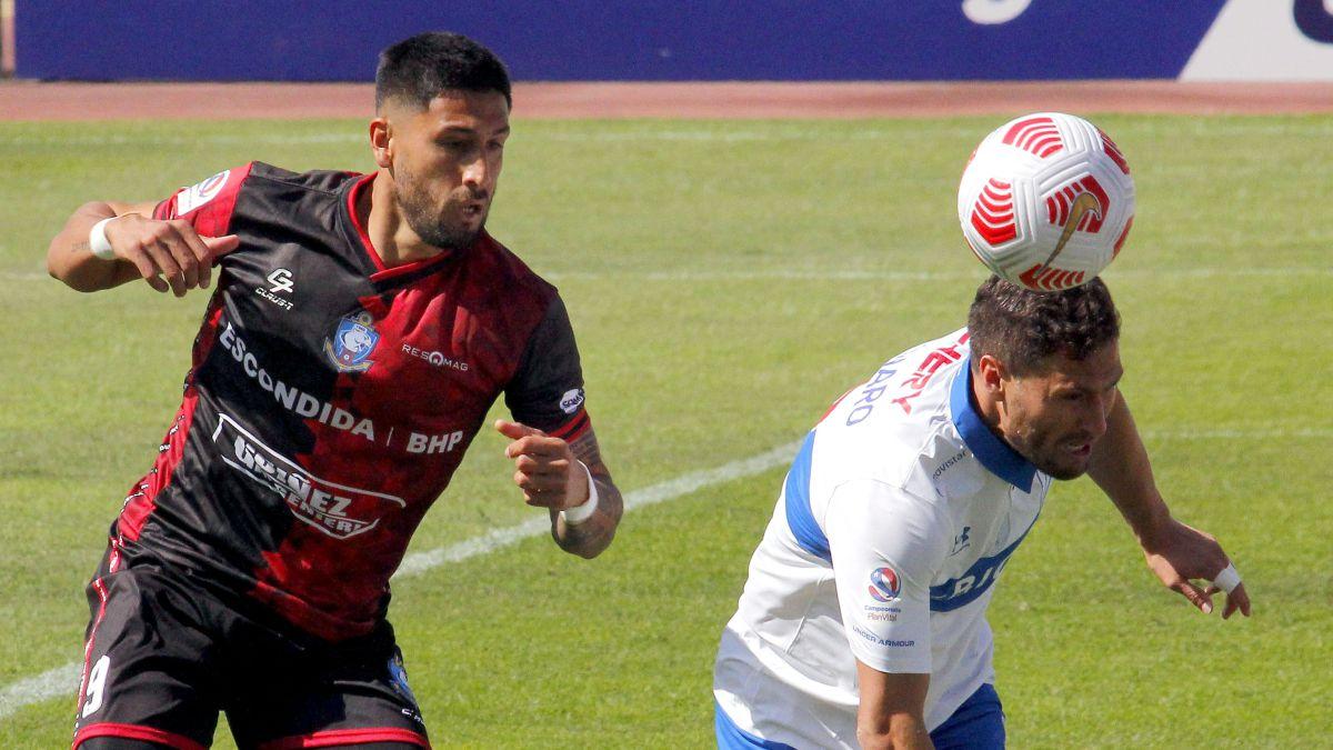 Deportes Antofagasta vs Universidad Católica, en vivo: Campeonato Chileno en directo - AS Chile