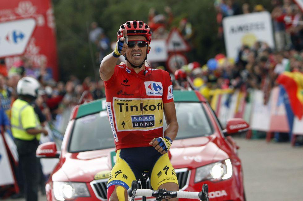 Alberto Contador es el jefe - AS.com