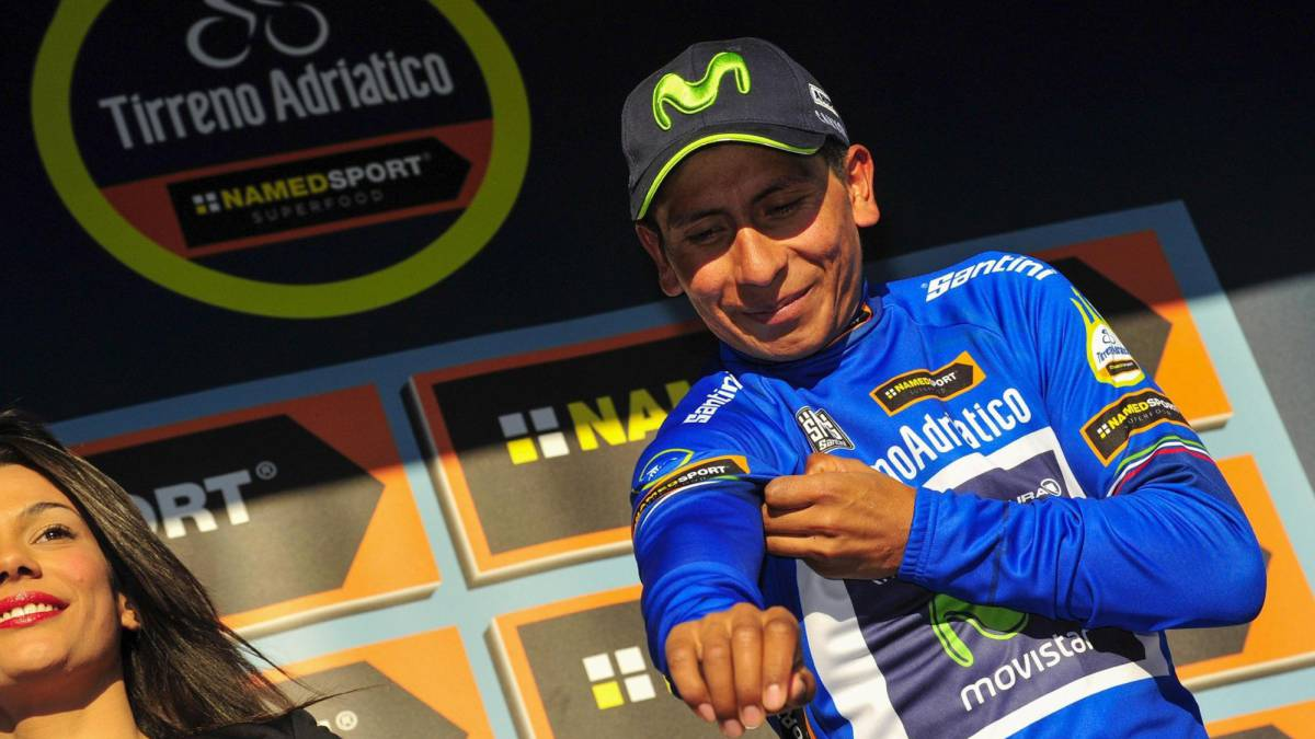 Quintana wins Tirreno and looks to Giro d'Italia glory