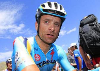 Italian cyclist Michele Scarponi killed in traffic accident