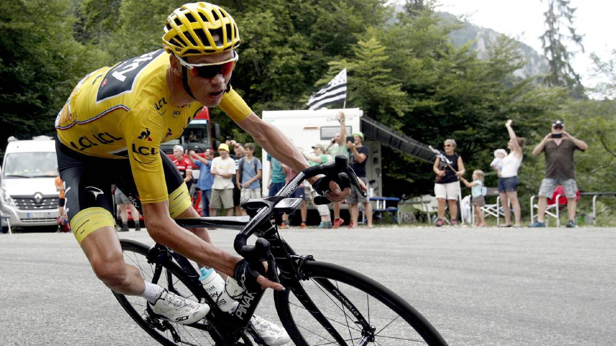 Froome: