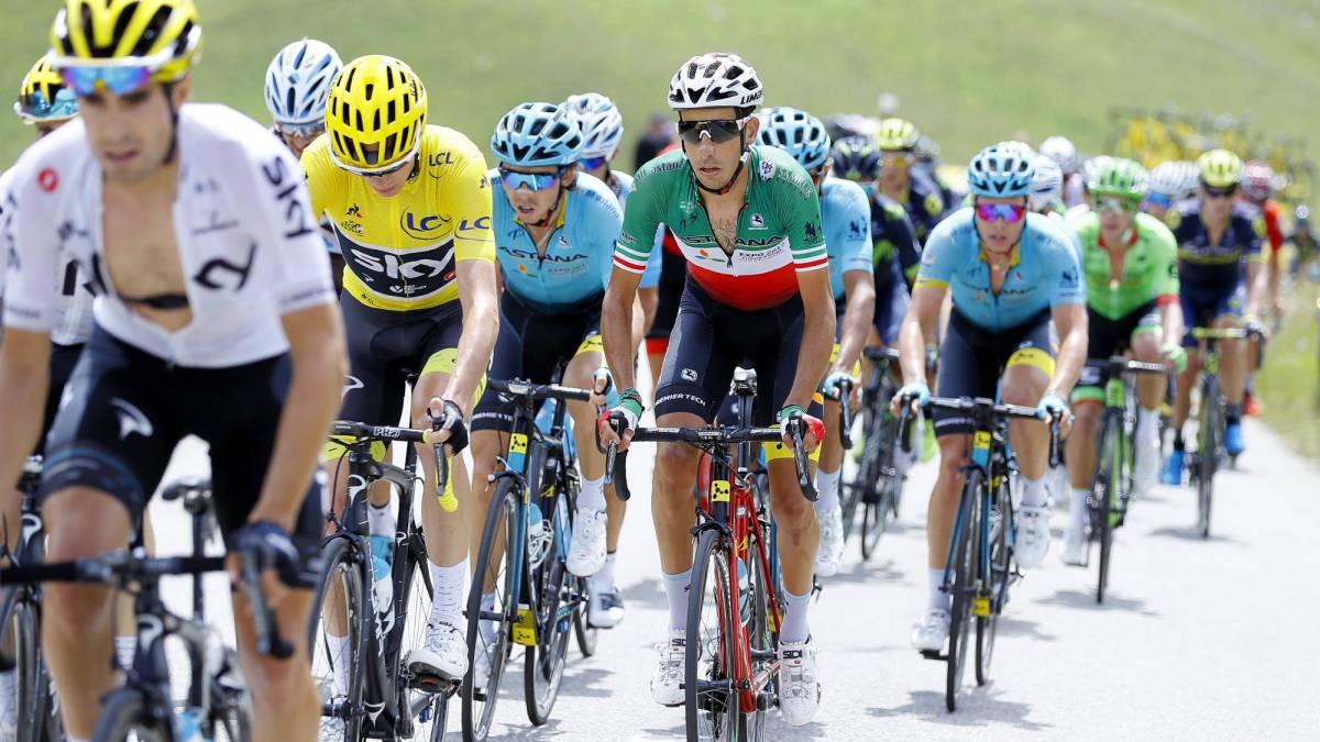 Sigue la etapa 18 del Tour de Francia en directo online, última jornada en los Alpes, hoy, jueves 20 de julio a las 12:55 horas, desde la narración de AS