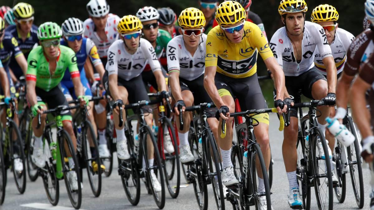 Sigue la la 19º etapa del Tour de Francia en directo online. Jornada de 222 kilómetros entre Embrum y Salon de Provence que arranca a las 12:30 horas.