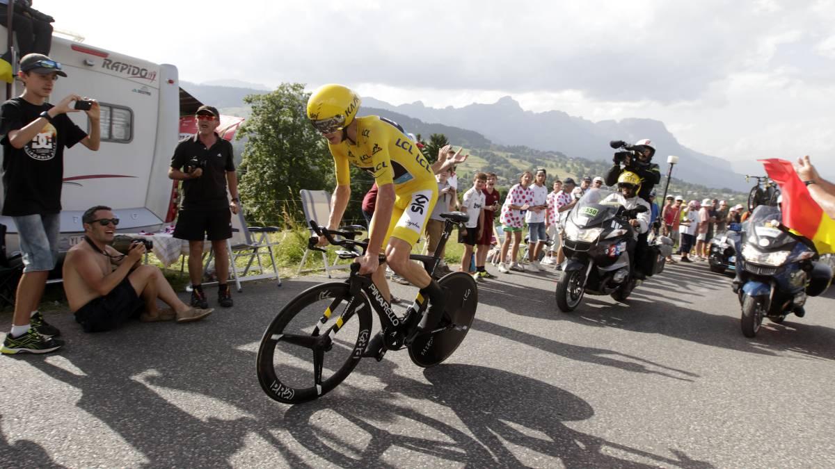 Sigue la retransmisión, en vivo y en directo online, de la 20º etapa del Tour de Francia 2017. Jornada contra el reloj de 22 km por las calles de Marsella.
