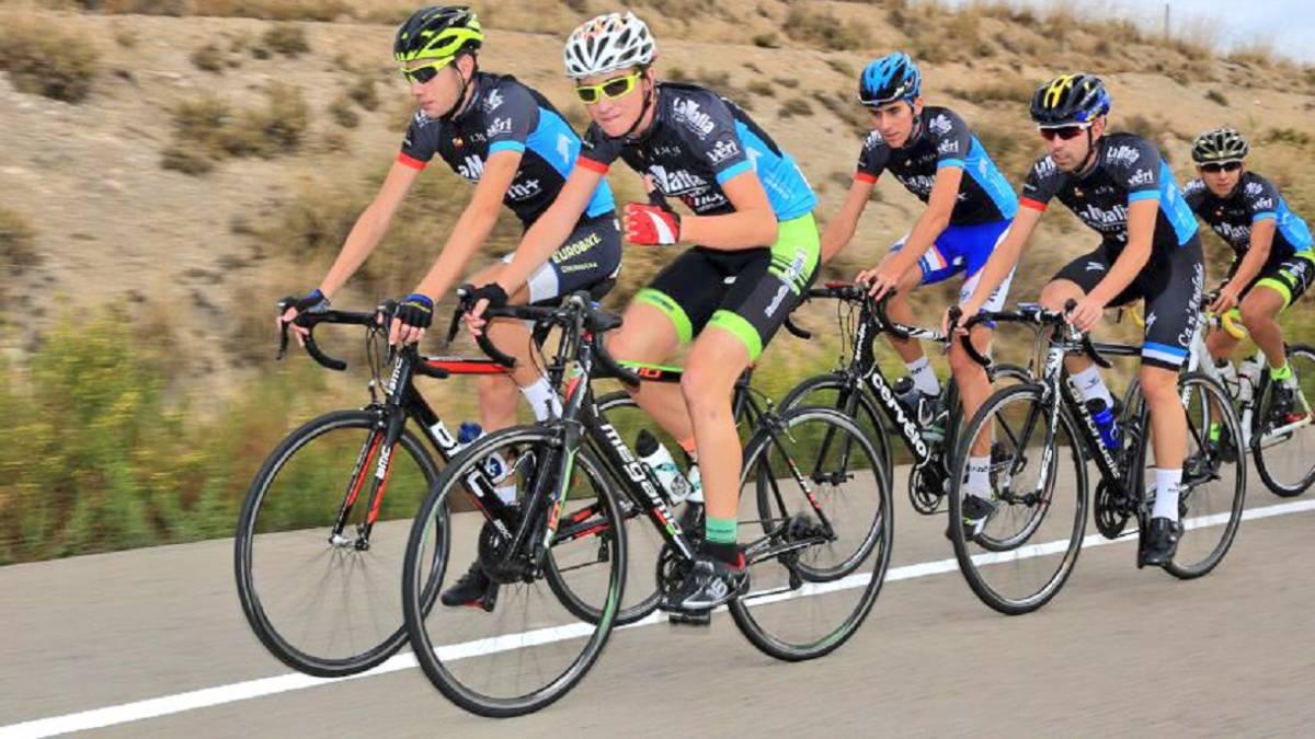 Ciclismo la fundaci n alberto contador tendr equipo for Equipos de ciclismo