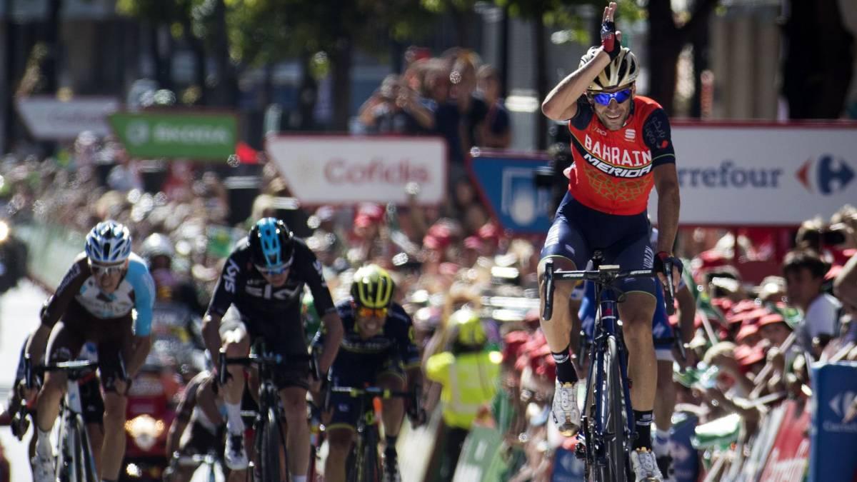 Nibali remonta, Contador se hunde y Froome ya es líder