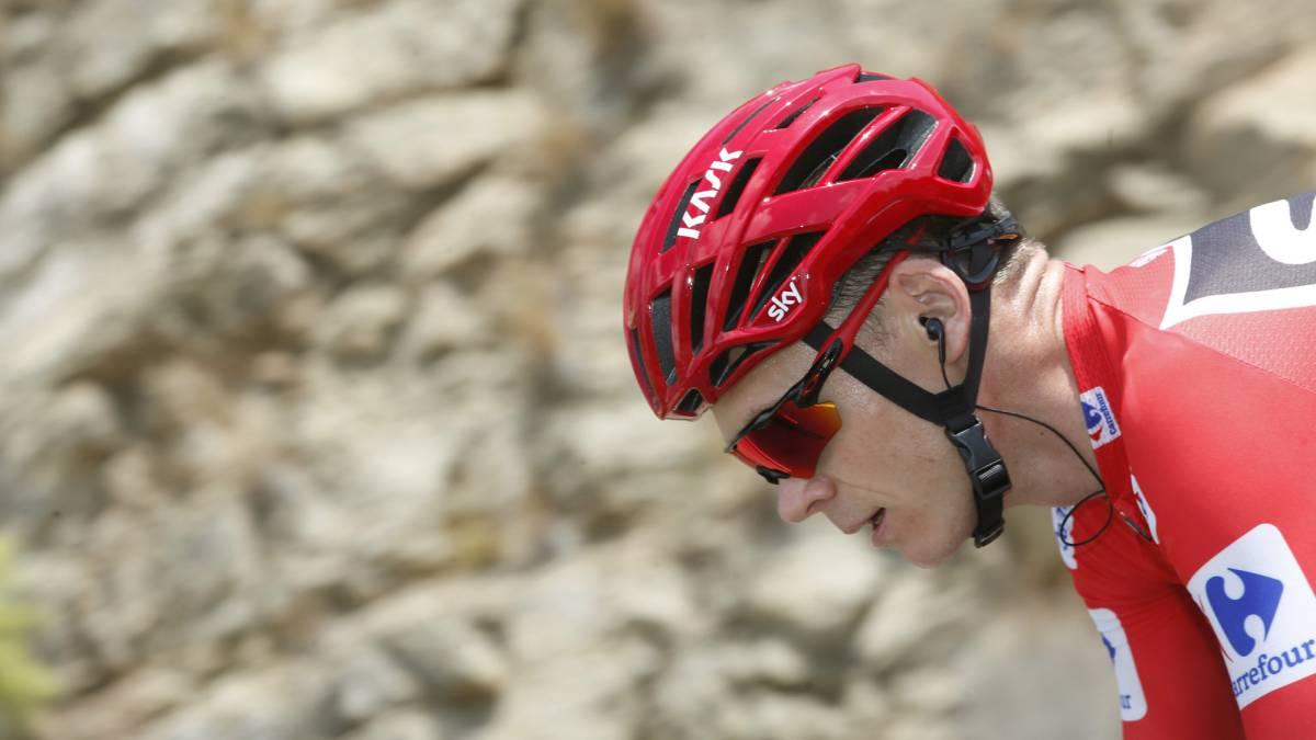 El primer final en alto resucita a Contador y refuerza a Froome