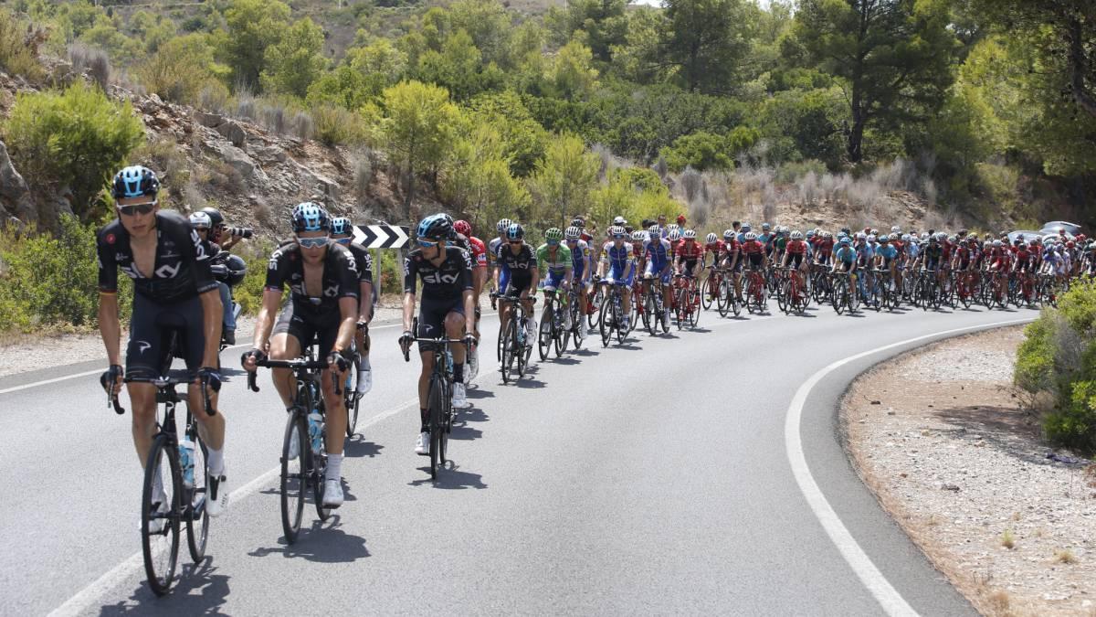 Sigue la 6ª etapa de la Vuelta a España en directo online: Villarreal-Sagunto