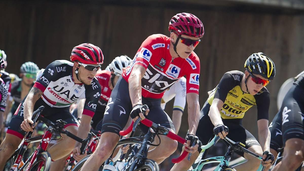 Vuelta a España 2017 en directo online: Etapa 7, Llíria-Cuenca