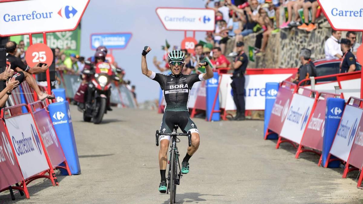 Resultado y resumen de la 14º etapa de la Vuelta a España 2017.