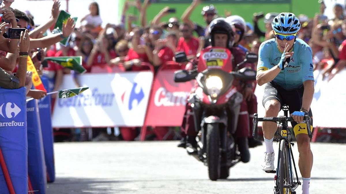 Superman López vuelve a volar y Contador paga su ambición