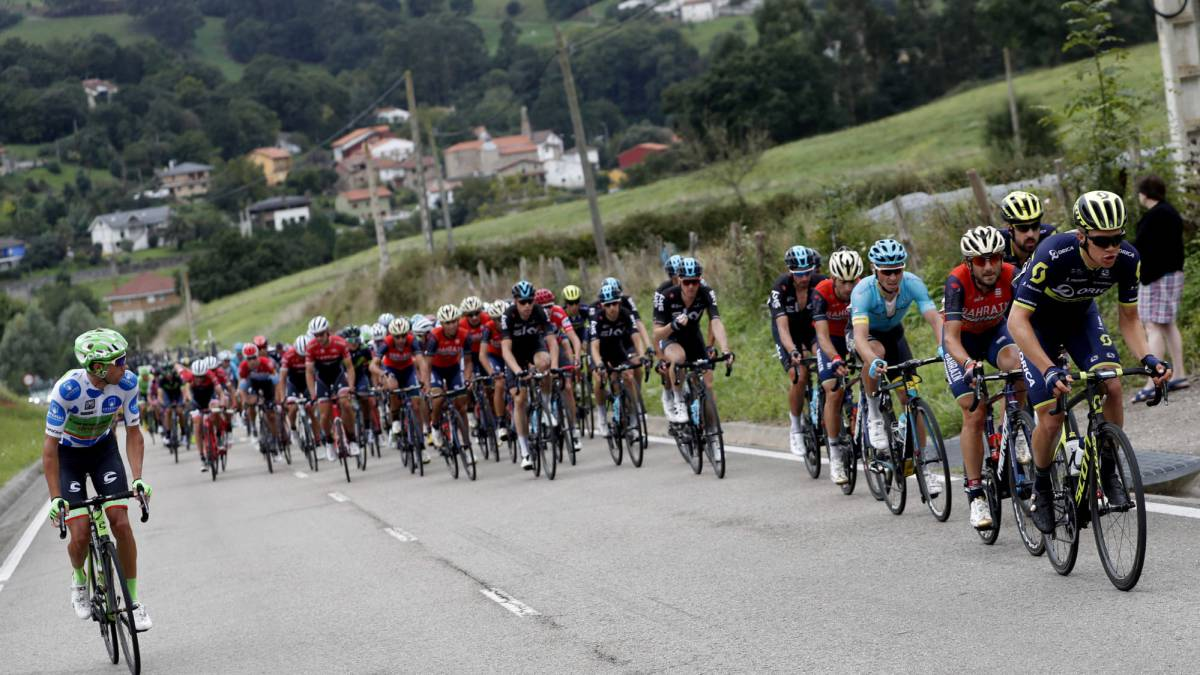 Vuelta a España 2017 en directo online: etapa 18, Suances-Sto. Toribio de Liébana