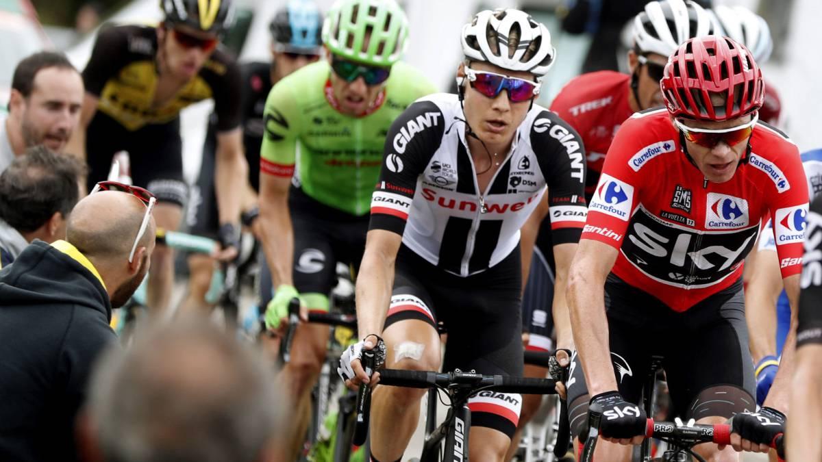 Sigue la retransmisión, en vivo y en directo online, de la 20º etapa de la Vuelta a España 2017.