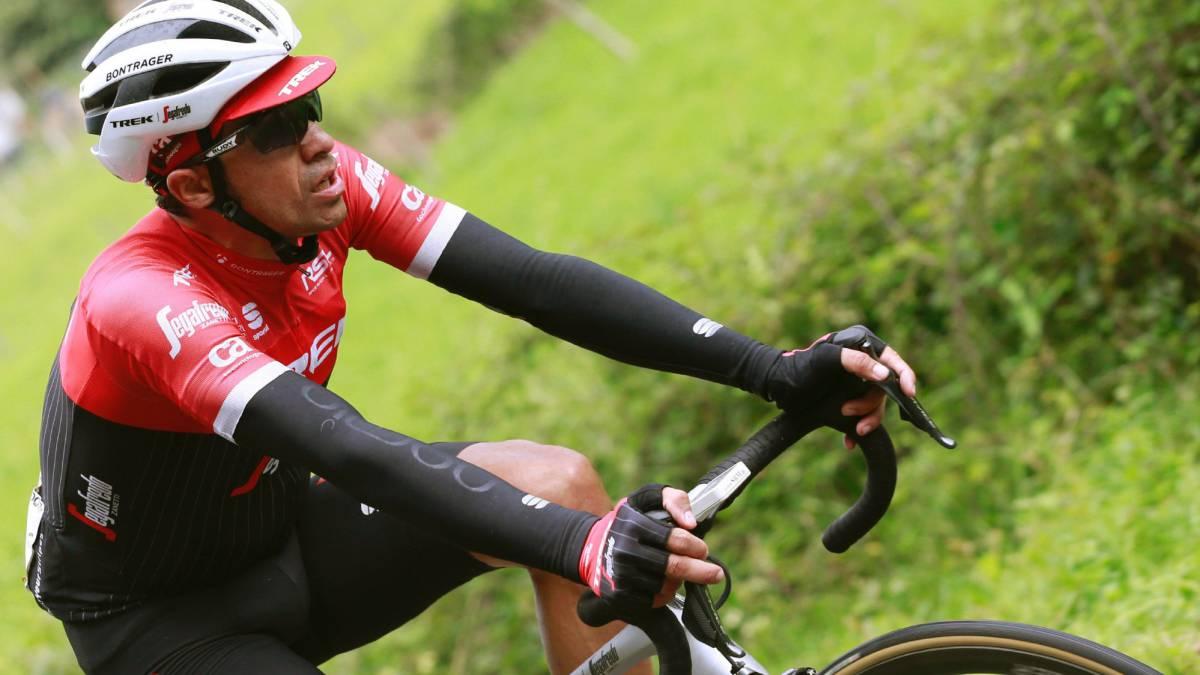El final soñado: Contador gana en el Angliru en su despedida