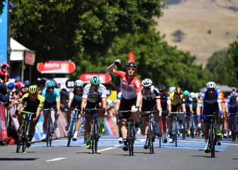André Greipel bate a Ewan y Sagan en el Tour Down Under