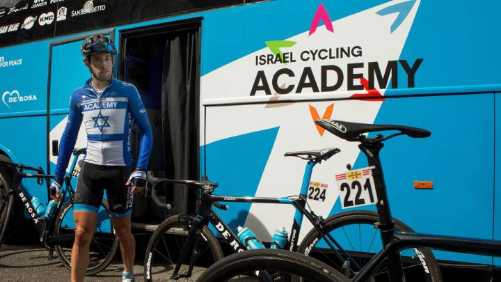 Israel Cicling Academy.