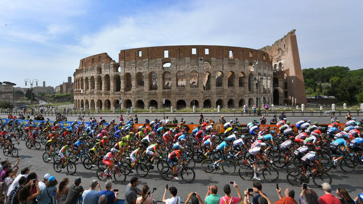 Giro de Italia 2018 en directo, etapa 21: Roma - Roma
