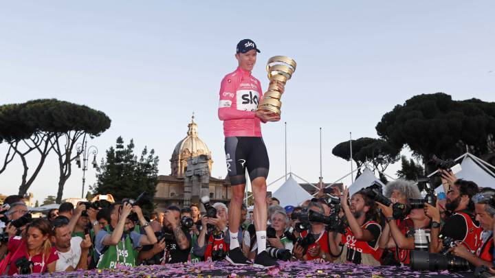 Froome: \