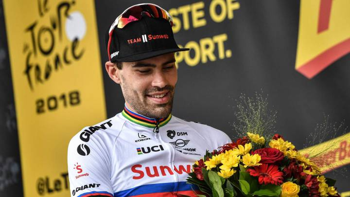 Tom Dumoulin Tour 2018