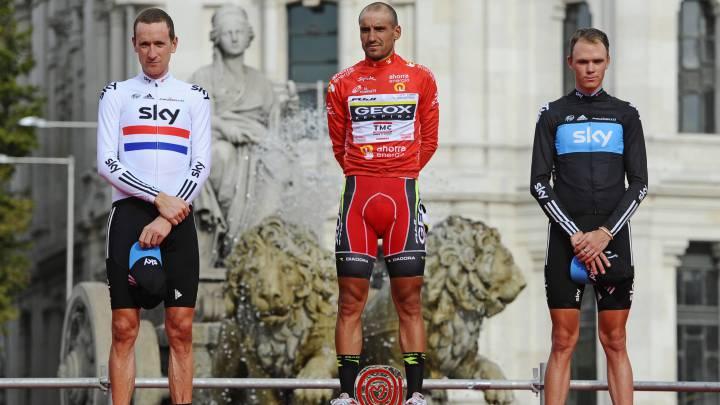Oficial: Froome gana la Vuelta 2011 tras la sanción a Cobo
