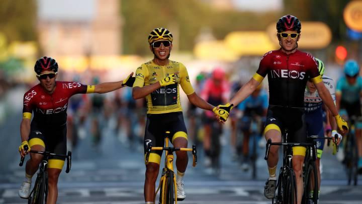 Resumen Y Resultado De La 21ª Etapa Del Tour De Francia As Com